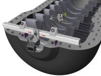 Fixturlaser Straightness with Arc Angle Method  Image