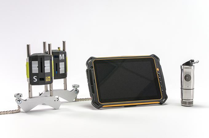 RT-300 Display with the sensor