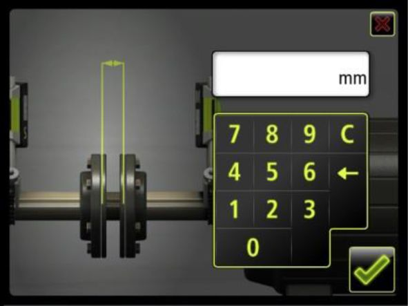 Dimension measurements