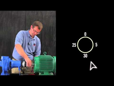 Alignment concept: Dial Indicator