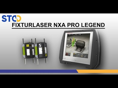 Fixturlaser NXA Pro Legend
