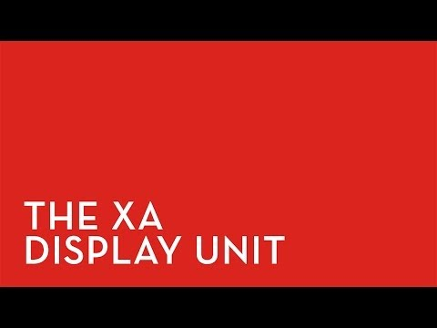 Fixturlaser XA: Display Unit