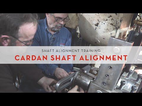 Cardan Shaft Training