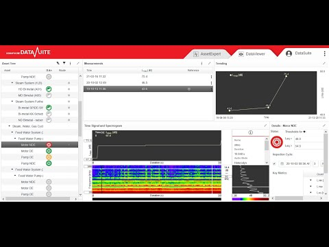 Sonaphone DataSuite - Modular Software Environment to Manage Condition-based Maintenance Tasks