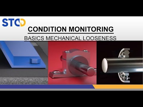 Condition Monitoring Basics: Mechanical Looseness