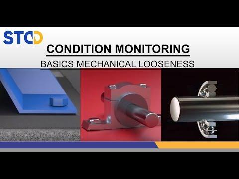 Condition Monitoring Basics: Mechanical Looseness