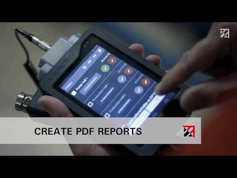 SONAPHONE - Innovative Ultrasonic Testing Device for Maintenance 4.0