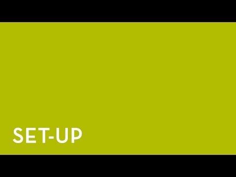 Fixturlaser NXA Pro: Set-Up
