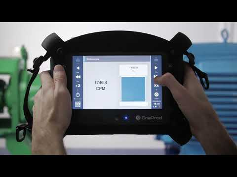 Condition Monitoring Basis: Accurately identifying RPM with a Stroboscope