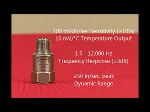VT102 & VT104 Series Sensor