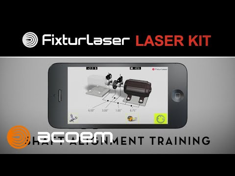 Fixturlaser Laser Kit App. Training