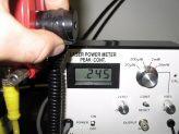 Calibrage et réparation - Intensité du rayon laser