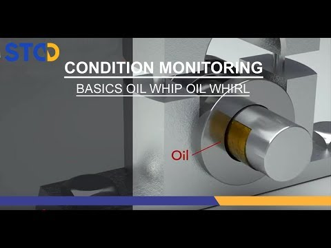 Condition Monitoring Basics: Oil Whip & Oil Whirl