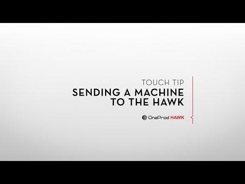 Hawk Conseil 03: Envoi des données de la machine au HAWK