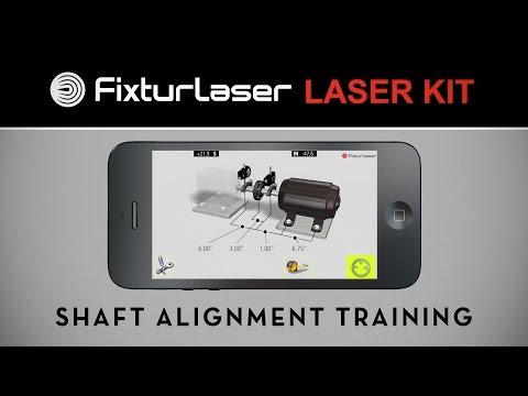 Formation App. Fixturlaser Laser Kit