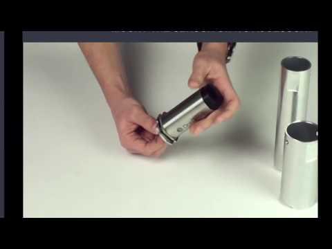 OneProd EAGLE Comment positionner un capteur triaxial