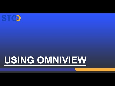 NXA Pro: Utiliser OmniView