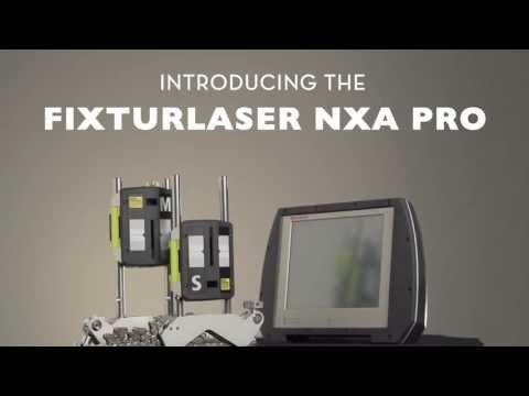 Fixturlaser NXA Pro:Introduction